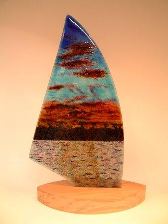 Glass Felucca Sail